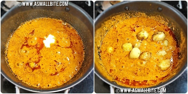 Dum Aloo Gravy Recipe Steps7
