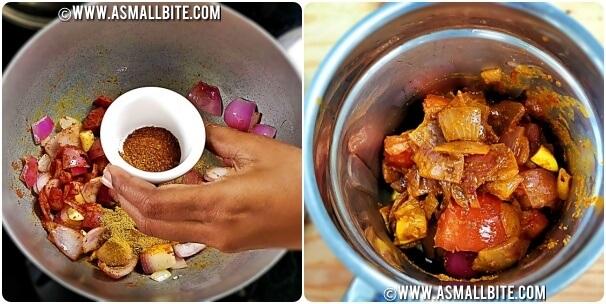 Easy Chole Recipe Step4