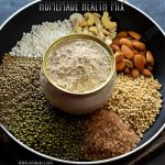 Homemade Health Mix Powder
