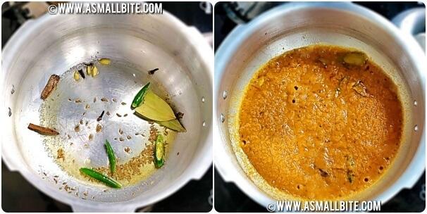 How to make Chole Masala Step5