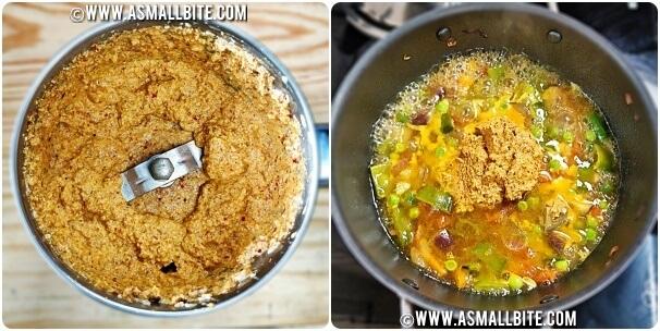 Karnataka Style Kootu Recipe Steps6