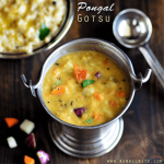 Pongal Gotsu Recipe | Side Dish for Pongal