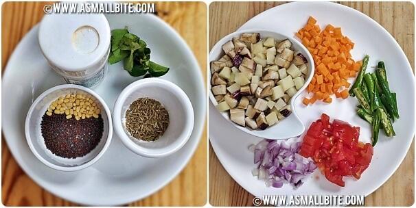Pongal Gotsu Recipe Steps1