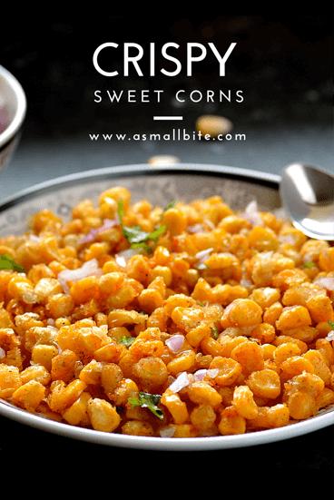Barbeque Nation Style Crispy Corn