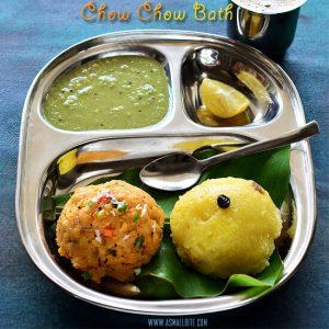 Chow Chow Bath Recipe