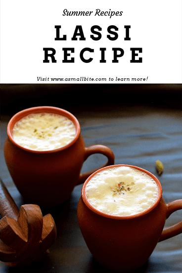 Lassi Recipe