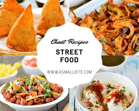 Chaat Recipes Street Food