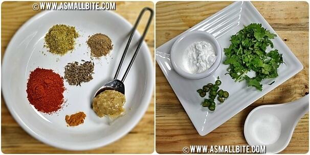 Crispy Aloo Tikki Recipe Steps1