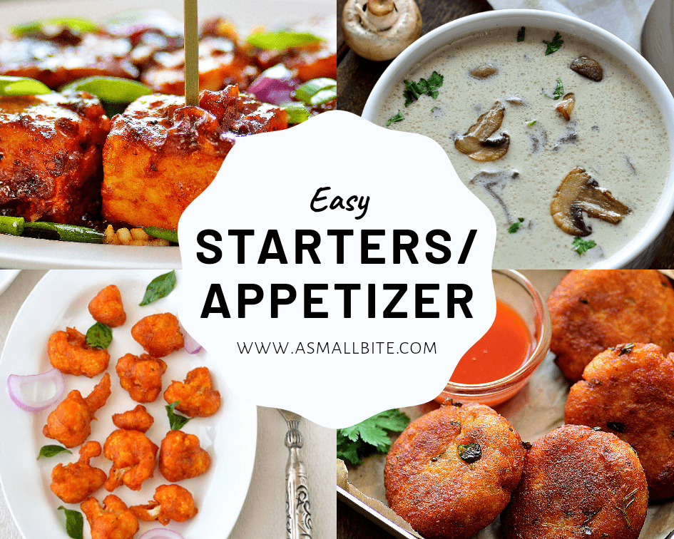 Easy Starters Appetizers
