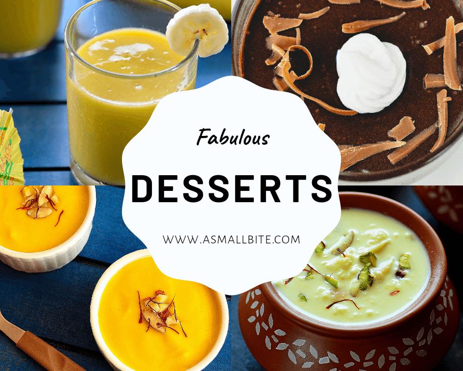 Fabulous Dessert Recipes