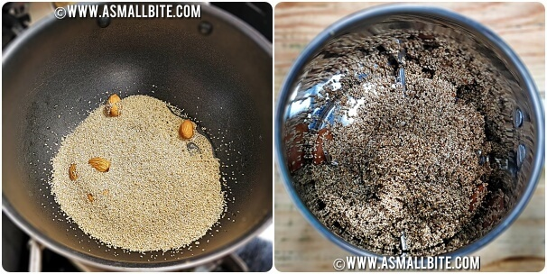 Gasagase Payasa Recipe Steps3