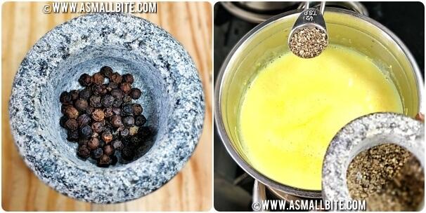 Haldi Doodh Recipe Steps3
