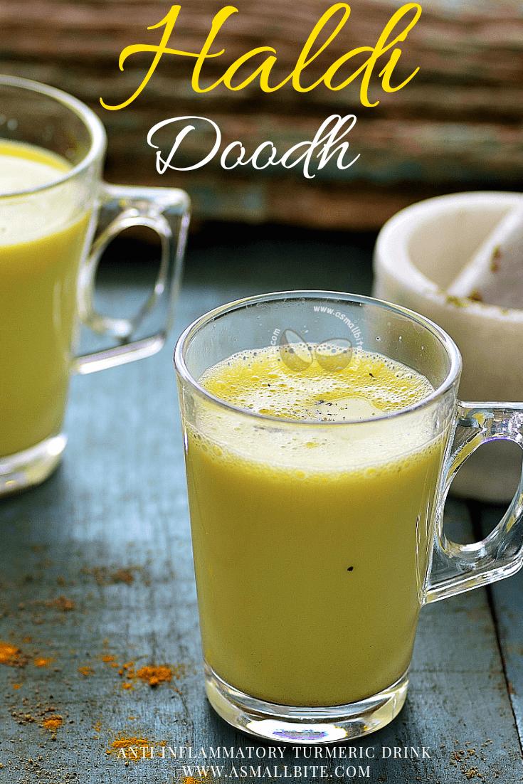 Haldi Doodh Recipe