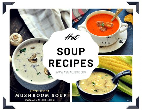 Hot Soup Recipes