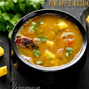 How to Make Pineapple Rasam