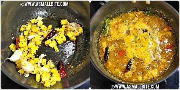 Pineapple Rasam Recipe Steps8