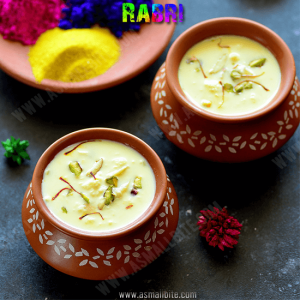 Rabri Recipe