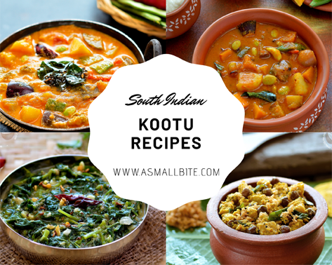 South Indian Kootu Recipes
