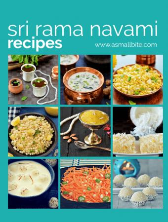 Sri Rama Navami Special Recipes