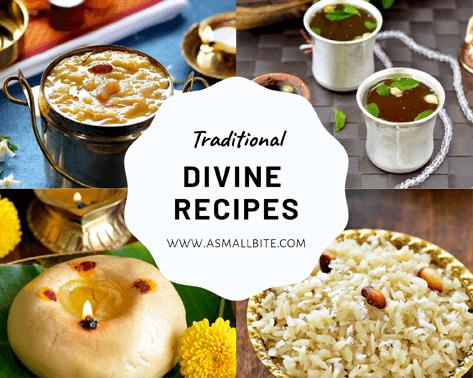 Traditional Divine Recipes