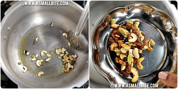 Chettinad Arisi Payasam Recipe Steps2