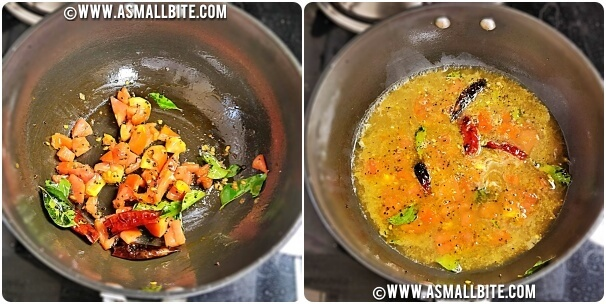 Ginger Lemon Rasam Recipe Steps4