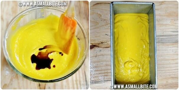 Mango Cake Recipe Indian Steps6