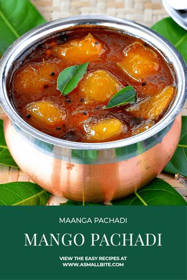 Mango Pachadi Recipe