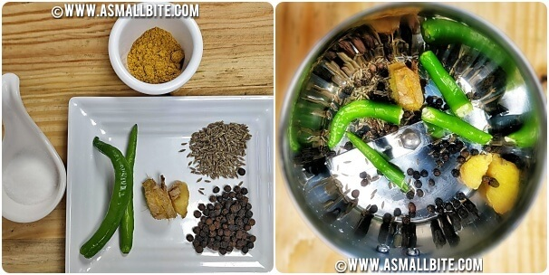 Nimbe Saaru Recipe Steps2