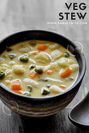 Veg Stew Recipe