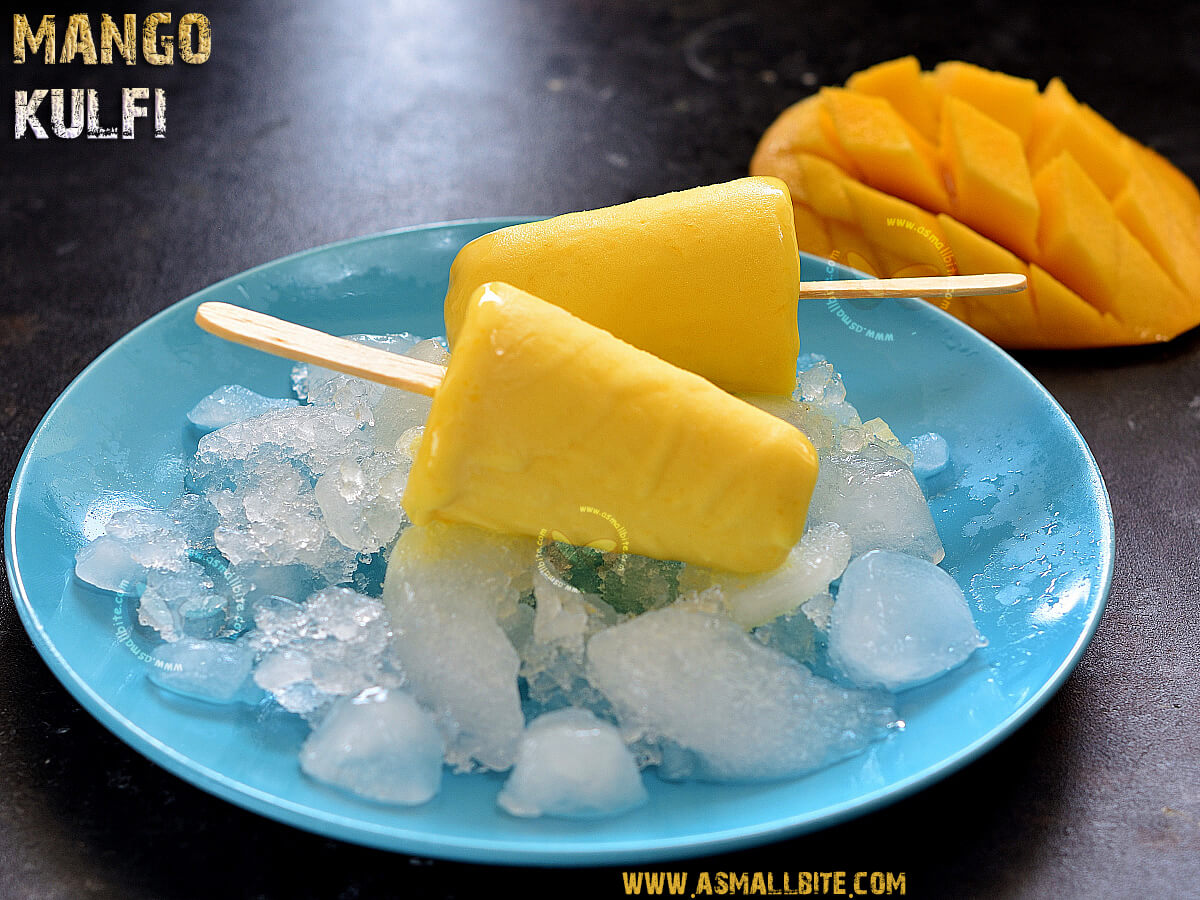 Best Mango Kulfi Recipe