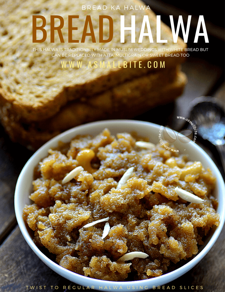 Bread Sheera Recipe