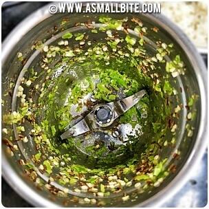 Cooked Rice Vadam Recipe Step5