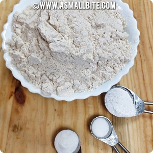 Eggless Wheat Cake