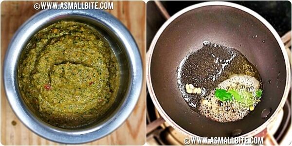 Tomato Coriander Chutney Steps6