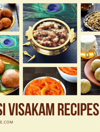 Vaikasi Visakam Recipes