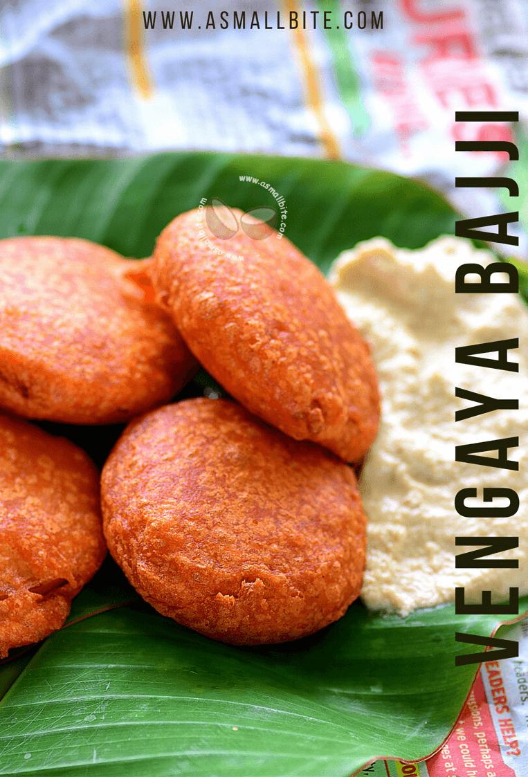 Vengaya Bajji