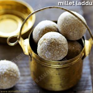 Millet Laddu