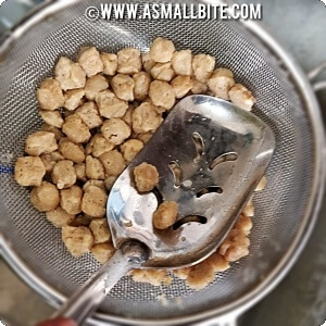 Soya Chunks Snacks