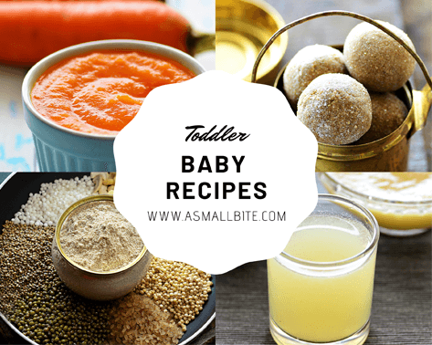 Toddler Baby Recipes