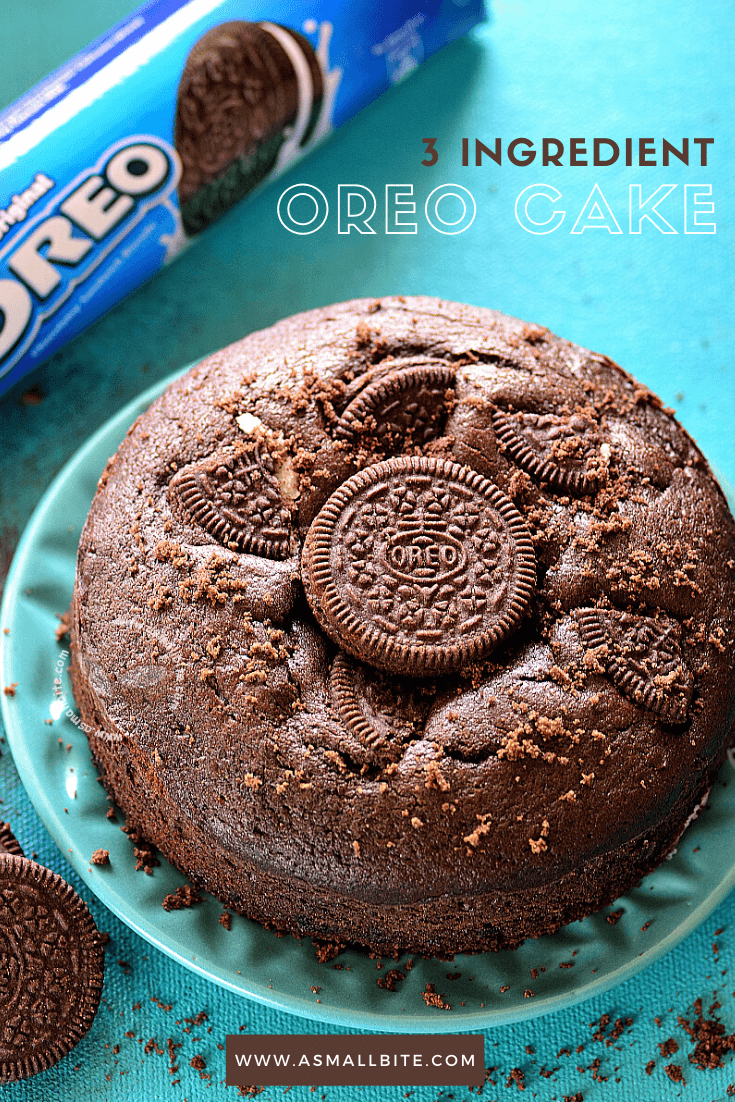 oreo biscuit cake recipe without oven