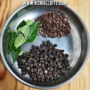 Black Pepper Rice
