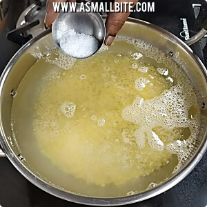 Quick Sundal Recipe