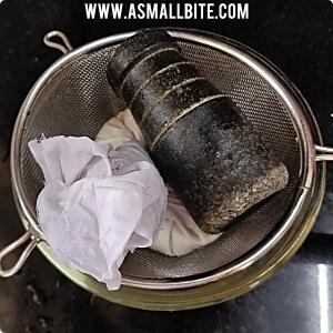 Homemade Shrikhand