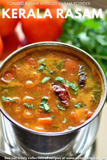 Kerala Rasam Recipe