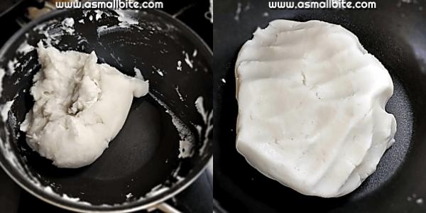 Kozhukattai Flour Method2 Step5