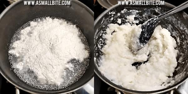 Kozhukattai Flour Method1 Steps2