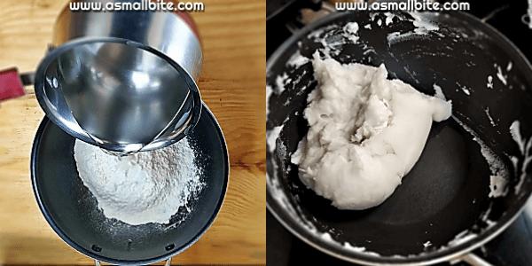 Kozhukattai Flour Method2 Steps2