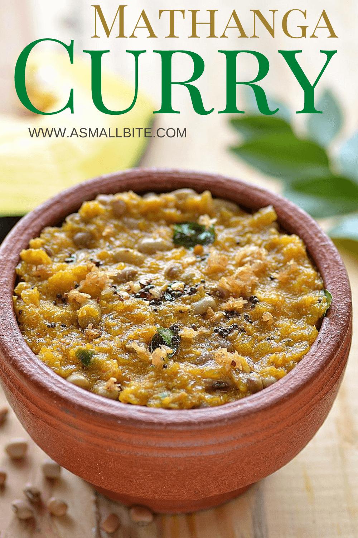Mathanga Curry