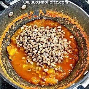 Pumpkin kerala style curry